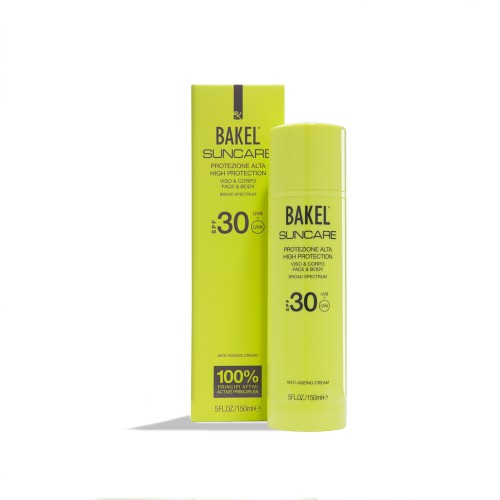ANTI-AGEING CREAM HIGH PROTECTION SPF 30
